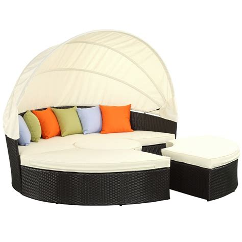 outdoor sectional daybed outdoor sectional daybed with canopy alldaychic