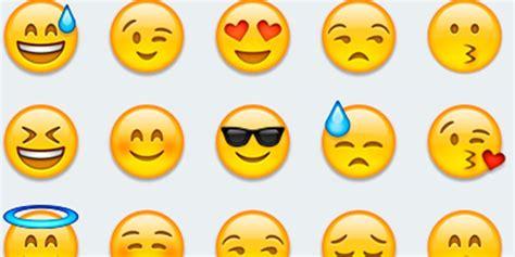 imagenes de emojines el gran problema con los emojis de whatsapp