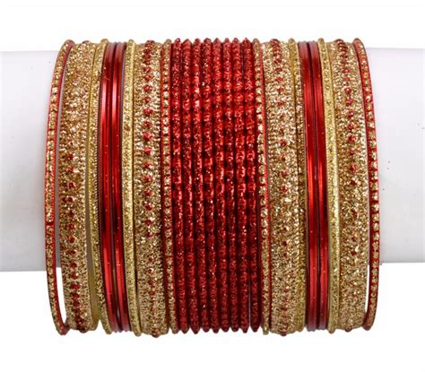 Bangles India Size L 24 pink color indian traditional fashion wedding