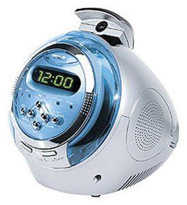 jwin jl cd809 projection am fm stereo cd player dual alarm clock on popscreen
