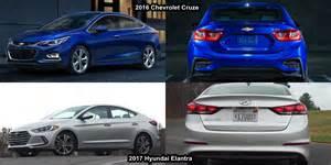 benim otomobilim 2016 chevrolet cruze vs 2017 hyundai