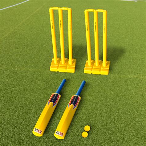 backyard cricket set kwik cricket junior cricket set