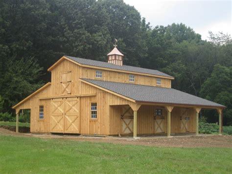 dutch barn plans 32 x 36 monitor barn w 8 x 36 lean to on each side penn