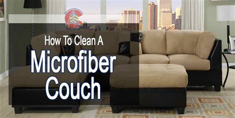 how can i clean microfiber couch how to clean a microfiber couch blue spruce maids