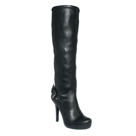bcbgeneration fargo platform boots only at macys in black