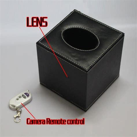 hd tissue box spy camera for bedroom hidden hd pinhole spy