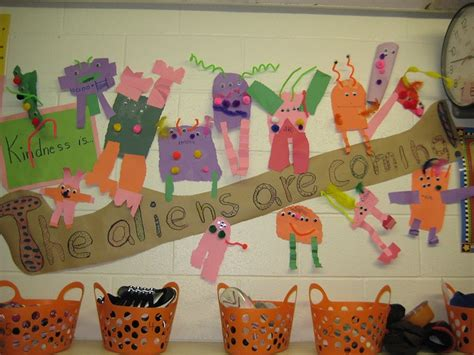 Construction Paper Crafts For Kindergarten - construction paper aliens craft for kindergarten can be
