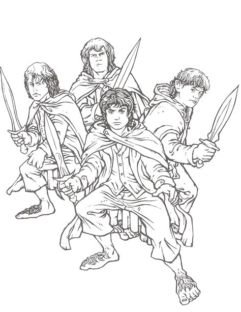lord of the rings coloring book 1000 images about 01 coloring on alan