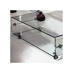 Glass Coffee Table With Wheels Glass Coffee Table On Wheels Home Design
