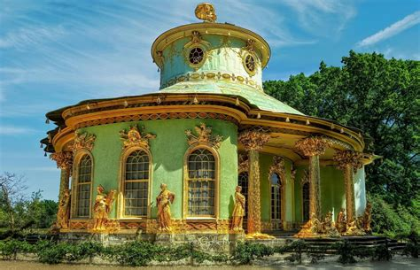 chinese house hdr potsdam sanssouci by pingallery on deviantart