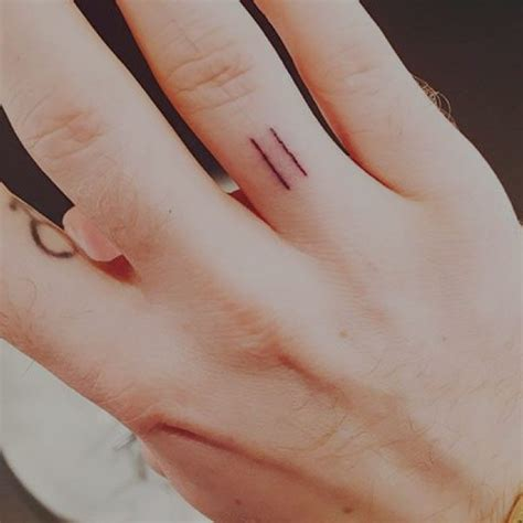 three lines tattoo meaning sam smith reveals significance of new alone on