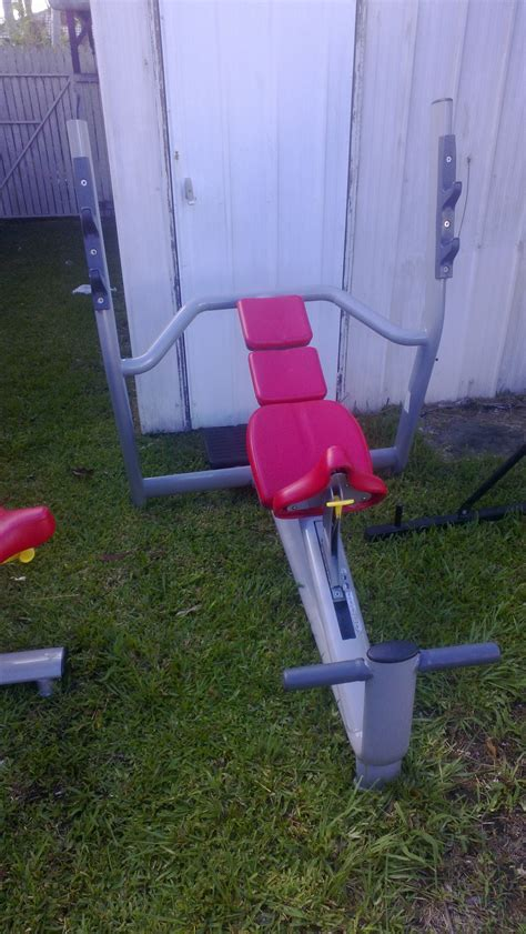 bench brief sle incline and decline benches olympic size 2 separate