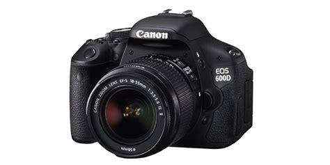 Kamera Canon 600d Tahun harga canon 600d terbaru dan spesifikasi lengkap lemoot
