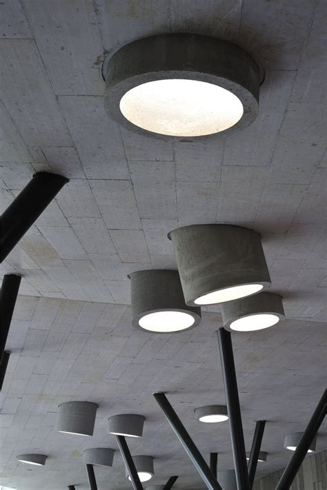 concrete ceiling lighting 87 best images about concrete lights betonleuchten on