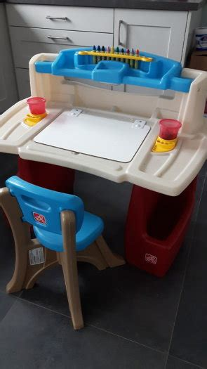 step 2 desk with chair step 2 activity desk and chair set for sale in tramore