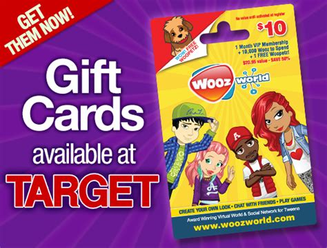Woozworld Gift Cards - woozworld gift cards woozworld news