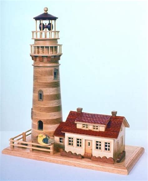 lighthouse woodworking plans 04 fs 128 new lighthouse woodworking plan