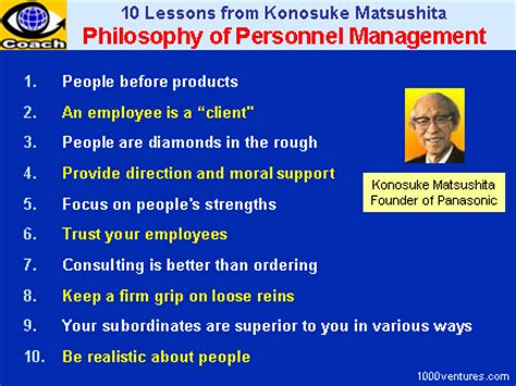 the factor 10 lessons in managing up for gain books personnel management and hrd 10 lessons from konosuke
