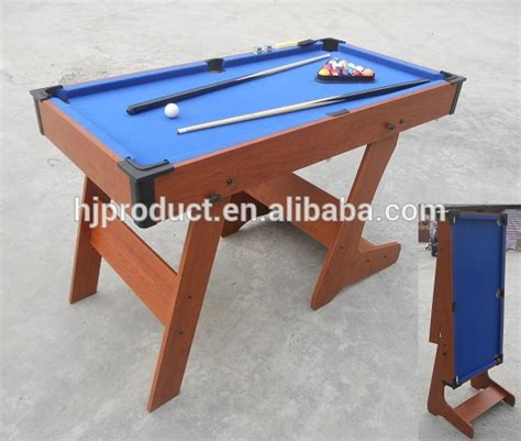 4ft pool table folding sale high quality 4ft 5ft 6ft 7ft folding pool table