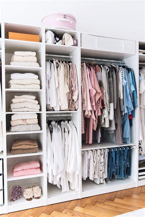 Begehbarer Kleiderschrank Ikea Pax 4146 by Wohnungsupdate Mein Offener Und Begehbarer Kleiderschrank