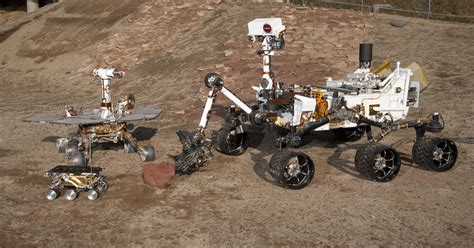 latest images from the mars curiosity rover for june 23rd 2014 3 generations of nasa s mars rovers universe today