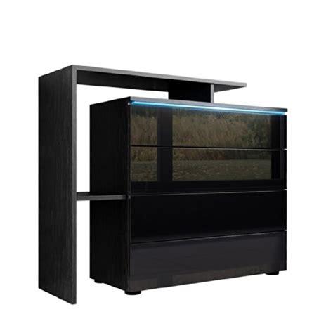 kommode sideboard schwarz kommode sideboard lissabon v2 in schwarz schwarz
