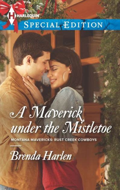 libro the mistletoe murder and a maverick under the mistletoe harlequin special edition series 2293 by brenda harlen