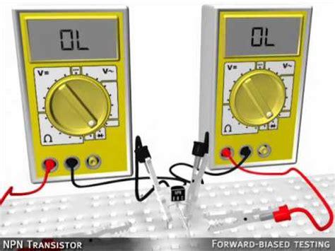 test bjt transistor with multimeter bjt transistor testing 28 images bipolar junction transistor homofaciens how to test a