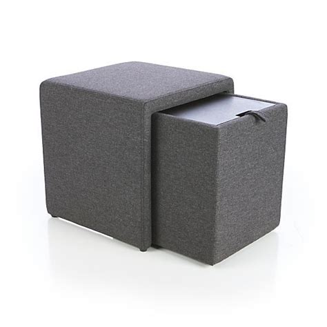 furniture cubes ottoman 1000 ideas about contemporary ottomans and cubes on
