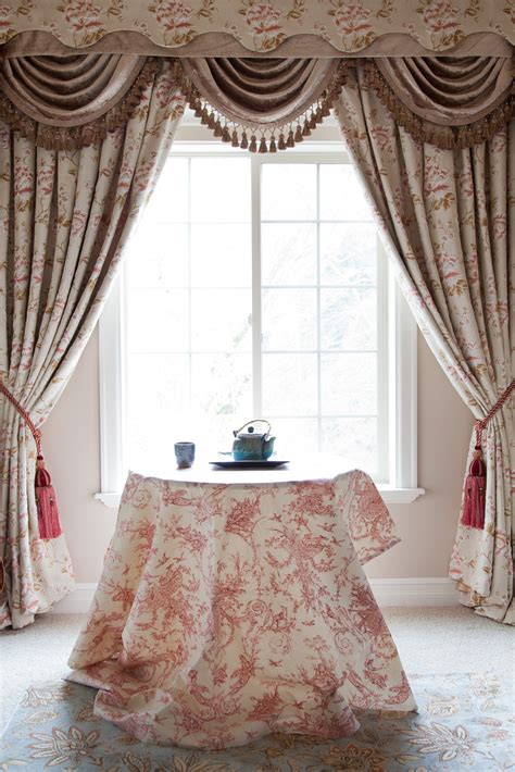 curtains with swag valance debutante swag valances curtain draperies