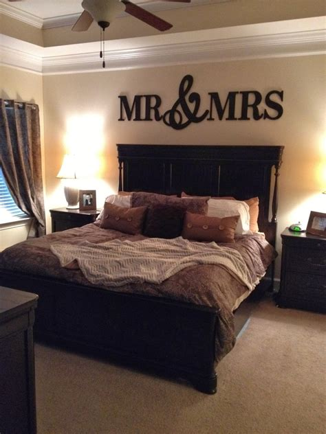 master bedroom wall decor simply the simmons mr mrs