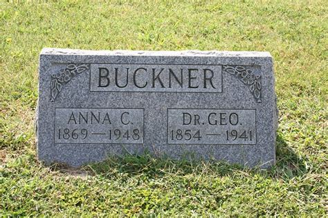 george washington buckner biography george washington buckner 1855 1943 find a grave