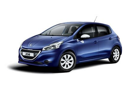 france peugeot peugeot 208 like edition launched in france autoevolution