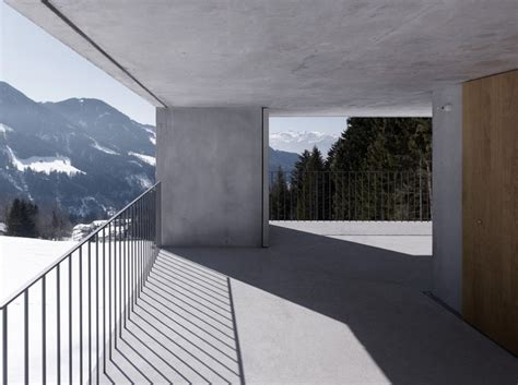 laternser valley mountain cabin austria  architect