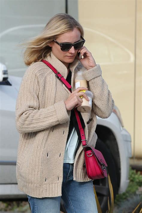 Andy Lecompte Hair Salon In West Hollywood | diane kruger in ripped jeans leaving andy lecompte hair