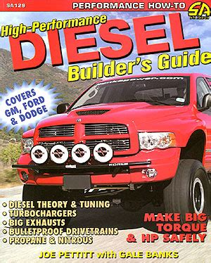 e scow tuning guide banks power high performance diesel builder s guide