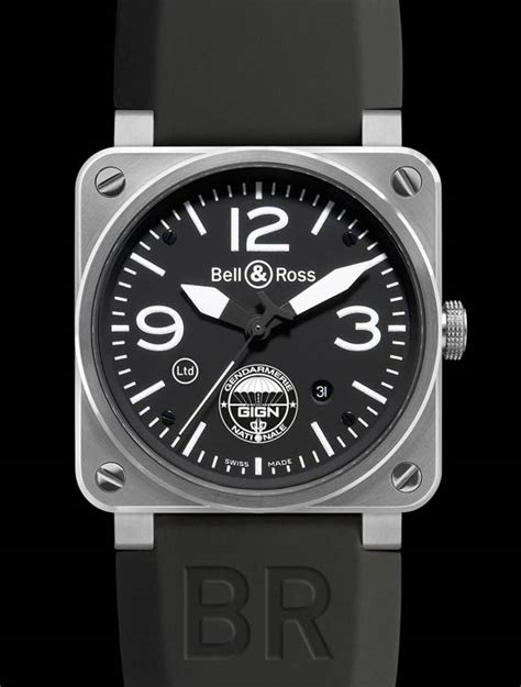Bell Ross Br03 92 Limited Edition 30 Automobile Swiss Eta the quote the bell ross br 03 92 gign