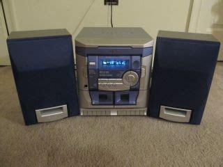 multi cd shelf stereo system on popscreen