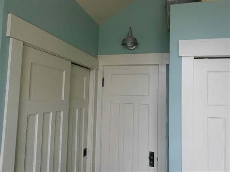 craftsman style interior trim installing door trim hammer like a girlhammer like a girl