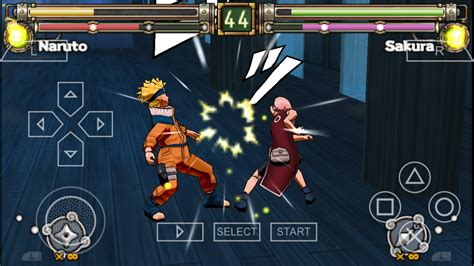 game psp naruto format iso naruto ultimate ninja heroes 2 psp iso free download