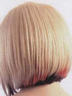 difference between stacked and unstacked bobs the difference between an a line graduated bob inverted