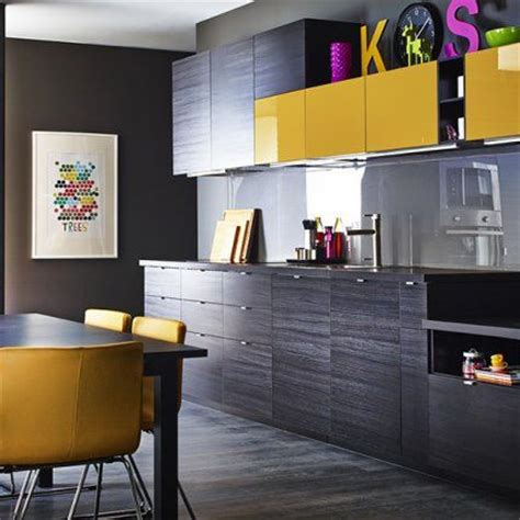yellow kitchen dark cabinets 20 best images about ikea on pinterest ikea kitchen