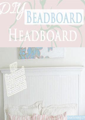 beadboard headboard diy diy beadboard headboard photos projects and beads