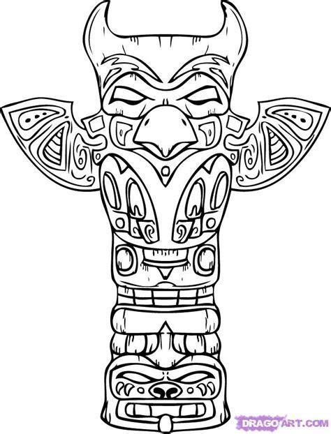gudu ngiseng blog totem pole tattoos