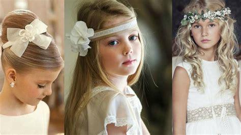peinados para fiestas peinados de nia para boda pinterest the world s catalog
