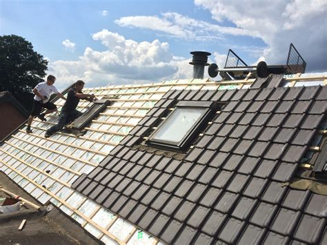 epdm pannendak pannendak vervangen bosvelt haisch dak isolatietechniek