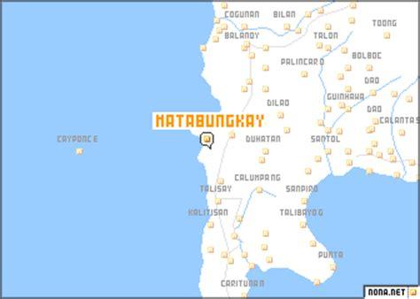 matabungkay resort map matabungkay philippines map nona net