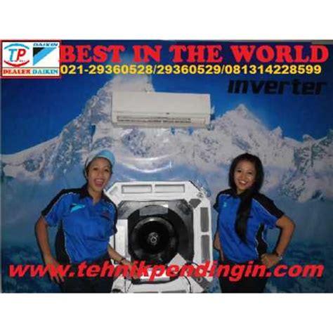 Ac Daikin 2 5pk Ftne60mv14 jual ac daikin ceiling cassette 2 5pk multi flow