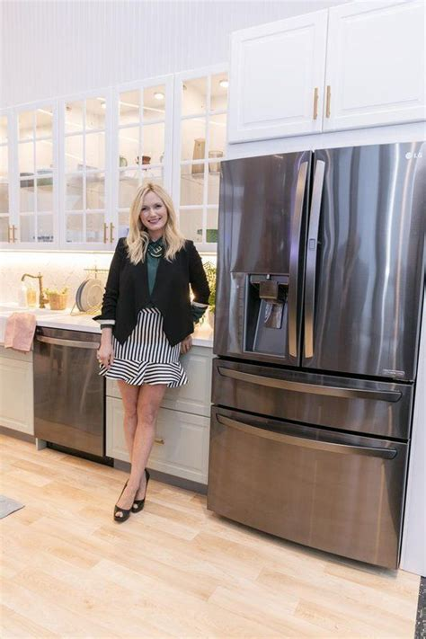 kitchen appliances trend black is the new black lg s new black stainless steel appliances are almost too