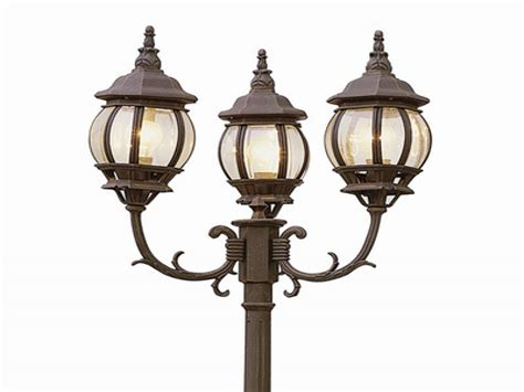 outdoor post light fixture solar powered outdoor lighting fixtures outdoor post